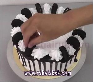 Kelas Kek Harijadi, Continental Cake, Butter Cream Dan Decoration- Chef DVD Series