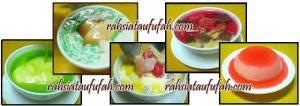 Kelas Air Soya, Aneka Taufufah Dan Tauhu Keras – Chef DVD Series.